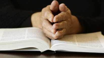 Valentía, oración y humildad