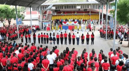 $3.100 millones fueron invertidos para educación en Cúcuta