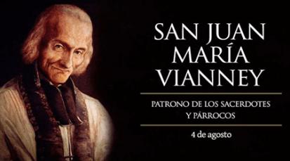 San Juan María Vianney: patrono de los sacerdotes