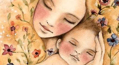 Madre e hijo, un vínculo inseparable