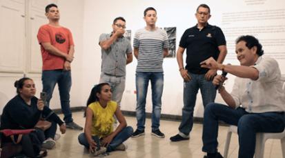 Exhibición fotográfica premiada se encuentra en Cúcuta