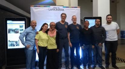 'Estoy en la Frontera' nueva plataforma digital