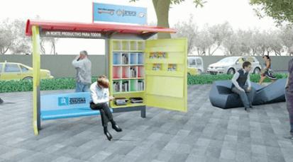 Habilitarán bibliotecas en parques de Norte de Santander