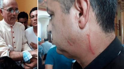 Obispos y sacerdotes víctimas de ataques