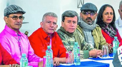 ELN reconoce ser el autor de atentado terrorista y Gobierno nacional reactiva órdenes de captura